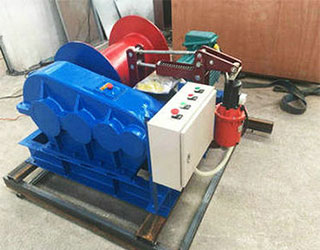 JM-Low-speed-electirc-winch-for-sale