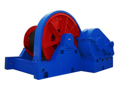 JT Variable Speed Electric Winch - China Overhead Crane Supplier