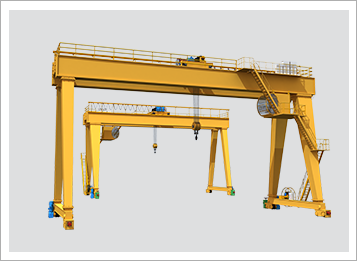 double girder gantry crane