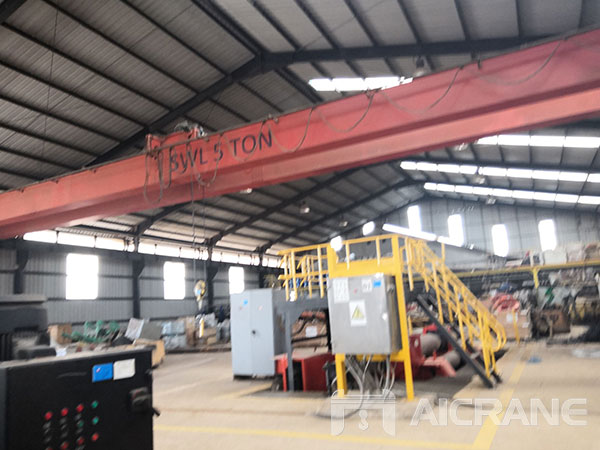 25ton-Double-Girder-Overhead-Crane-Installed-in-Indonesia-7