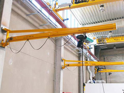 1ton and 2ton Wall Mounted Jib Crane For Sale