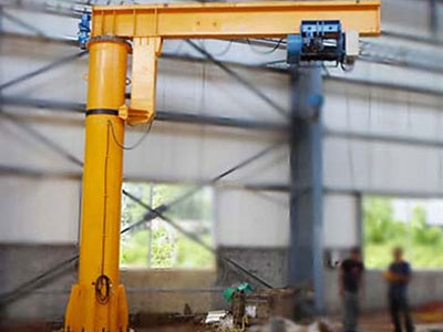 1ton and 1ton Floor Mounted Jib Crane Supplier