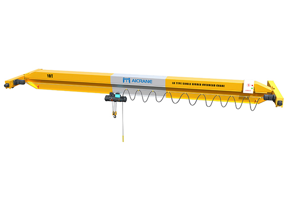 Electric overhead crane for sale from china heavy crane supplier