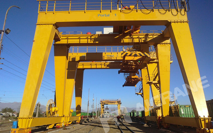 60ton-gantry-cranes-installed--in-Chile