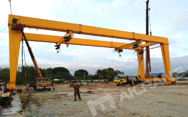 gantry-cranes-installed--in-Malaysia