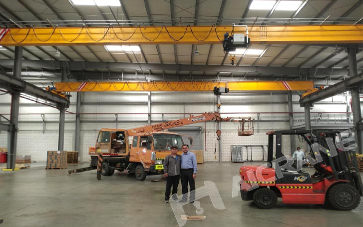 overhead-cranes-installed--in-Saudi-Arabia