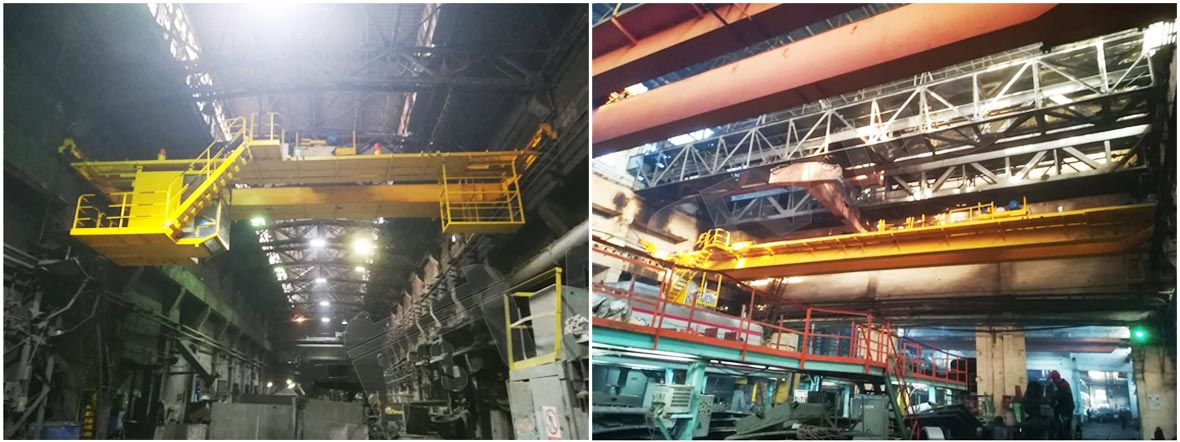 double-girder-overhead-crane-has-shipped-to-Russia