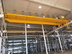 50ton overhead crane for sale